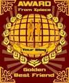 Golden Best Friend Award - Rinko