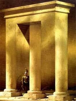gambar pilar