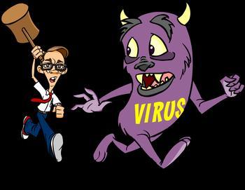 Cara Memblokir Virus