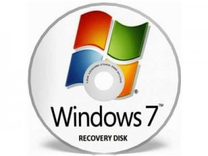 CD recovery windows 7