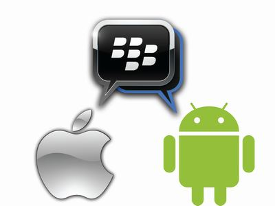 BBM untuk Android 2.3