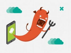 foto malware android